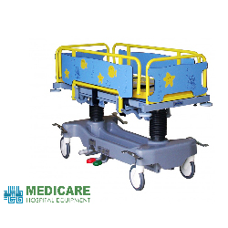 Paediatric Beds and Bassinets