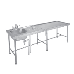 Stainless Steel Tables and Wash-ups