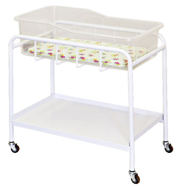Baby Bassinet with Crib and Mattress