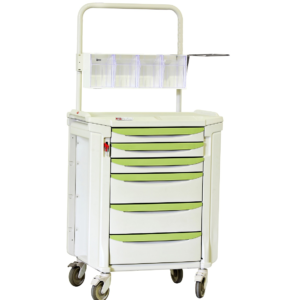 Anesthetic Trolley