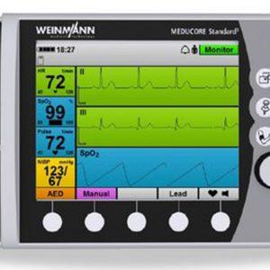 Weinmann Defibrillators