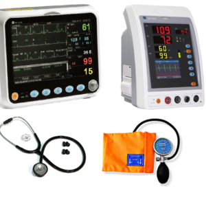 Diagnostic- and Monitoring Equipment